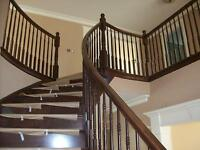 Traditional Stairs and Railings