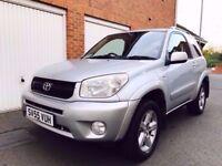 2005 Toyota Rav 4 2.0 XT-R * Petrol * Manual*4 Wheel Drive * 3 Door*Full MOT** Not CRV HRV XTrai