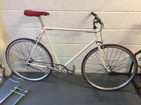 Cream Single Speed/Fixie