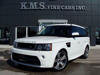2012 Land Rover Range Rover Sport GT LIMITED EDITION   CANADIAN 