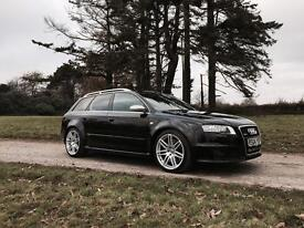 2007 07 AUDI RS4 B7 QUATTRO AVANT OUTSTANDING CONDITION