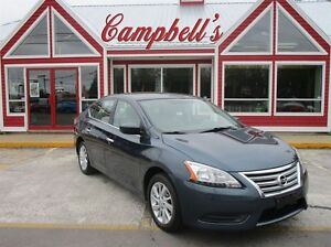 2013 Nissan Sentra 1.8 SV SUNROOF HTD SEATS BLUETOOTH