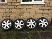 "5x112 17"" Audi/VW Transporter T4 Alloy Wheels"