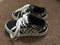 Kids vans trainers
