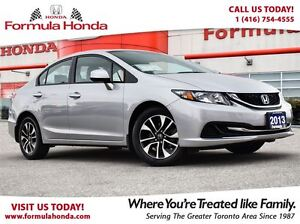 2013 Honda Civic EX | ONLY 10, 147KM! | MINT CONDITION - FORMULA