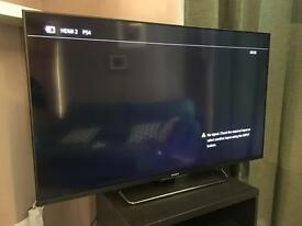 Sony Bravia KDL-50W809C 50inch HD 3D Smart TV