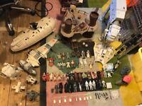 Star Wars - Vintage Toys Job Lot