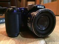 Nikon Coolpix L810 16.1 mp, Digital Camera, Blue