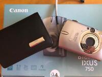 Canon IXUS 750 Digital Camera