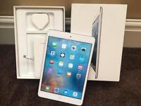 iPad mini wifi 16GB Silver very good condition