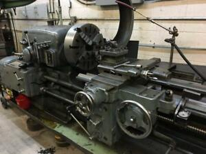 Dean Smith & Grace (DS&G) 18 x 72  Manual Lathe Canada Preview