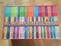 52 rainbow fairies book set by daisy meadows new and sealed