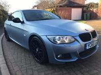 Bmw 325d (3.0) m-sport 2011 LCI model only 59000milage coupe