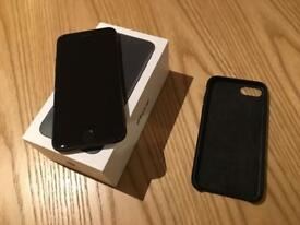 "Apple iPhone 7, 4.7"", Unlocked, 128GB, Black 