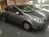 58 Vauxhall Corsa 1.2 reduced to clear