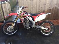 CRF 250//2010//SWAPS//SWAPS
