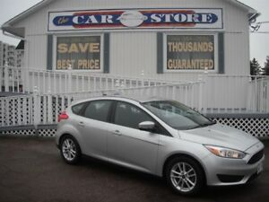 2016 Ford Focus SE BACK UP CAMERA BLUETOOTH VOICE ASSIST
