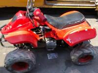 110cc quad bike