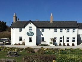 Enthusiastic Chef de Partie for busy island hotel