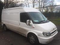 2001 Ford Transit + Business Forsale.
