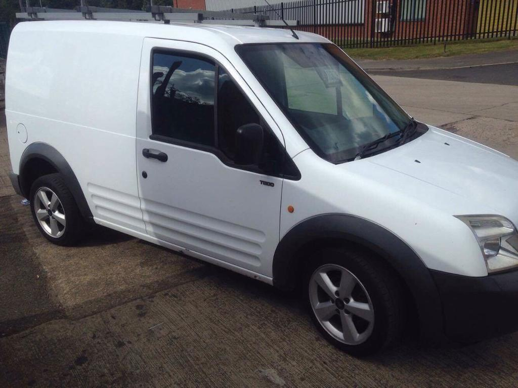 REDUCED FORD TRANSIT CONNECT T200 75