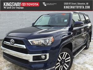 2016 Toyota 4Runner 4WD Limited - WITH STARTER AND 3M!
