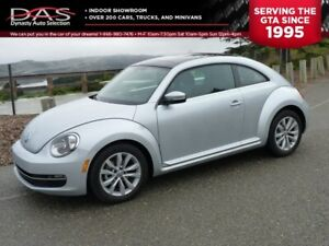 2013 Volkswagen Beetle 2.0 TDI Comfortline/Panoramic Sunroof