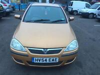 Vauxhall Corsa 1.2 Energy 54 Reg 5 door damaged