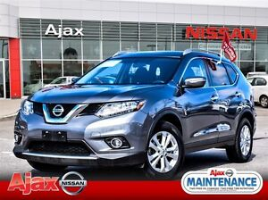 2014 Nissan Rogue SV*Accident Free*Alloys