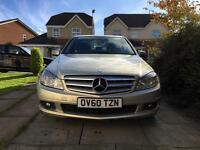Mercedes-Benz C-Class 2.1CDI C200 Blue F Executive SE
