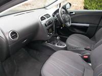 Seat Leon 1.6 TDI CR SE Copa 5dr DSG (grey) 2011
