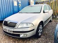 ★🎈WEEKEND MEGA SALE🎈★2005 SKODA OCTAVIA ELEGANCE 2.0 FSI PETROL ESTATE ★MOT NOV 2017★ KWIKI AUTOS★
