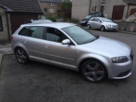 Audi A3 sline special