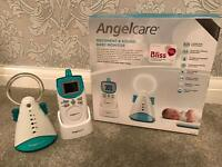Angelcare baby monitor including movement mat