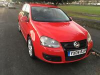 Volkswagen Golf 2.0 GT TDI 140 Bhp Low Mileage! + Not Audi A3 A4 Ford Focus