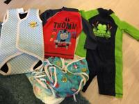 Baby swim essentials bundle
