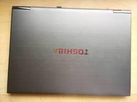"TOSHIBA SATELLITE Z930-13N, Windows10,Intel Core i5-3317U,128 SSD,13.3"""