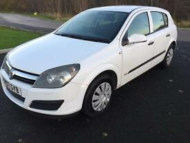 2007 Vauxhall Astra 1.7 CDTI Mot Till July 2017 5 Door Life Model Drives Superb Air Con Ready To Go