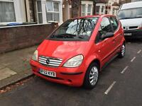 very clean mercedes A160!!! cheap! only 350!!!!