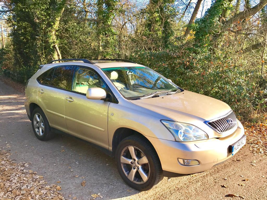 Lexus RX 300 SEL fully loaded