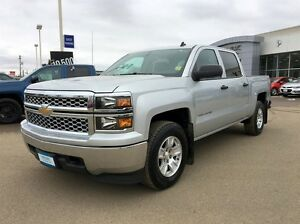 2014 Chevrolet Silverado 1500 Crew Cab LT 4WD 4.3L *Heated Cloth