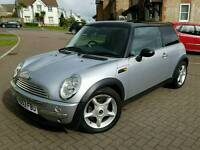 Mini Cooper 1.6L 3dr 116bhp VERY LOW MILEAGE - Will come with 12 months MOT