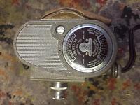 Old Sportster cine camera