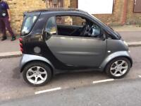 Smart Fortwo 0.6l 61 Auto 86k mileage £1095 OVNO