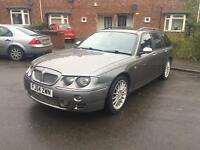 WOW MUST SEE L@@K 2004(04) ROVER MG ZT-T+CDTI AUTO 1951 TURBO DIESEL LOW MILEAGE FOR THE AGE