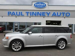 2010 Ford Flex Limited AWD Peterborough Peterborough Area image 1