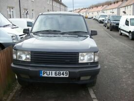 Range Rover ( manual rare )