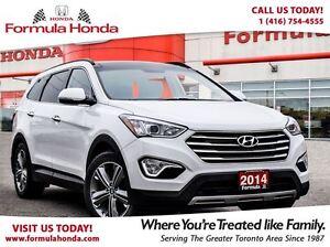 2014 Hyundai Santa Fe XL LIMITED   BLUETOOTH   ALL WHEEEL DRIVE