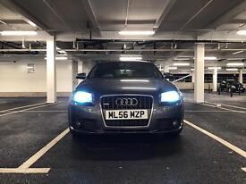 Audi A3 sline 170bhp