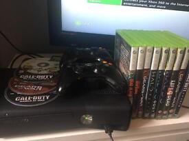 Xbox 360 slim - Excellent Condition